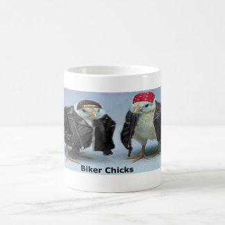 Biker Chicks Coffee Mug