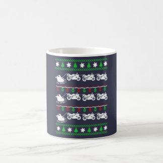 Biker Christmas Coffee Mug