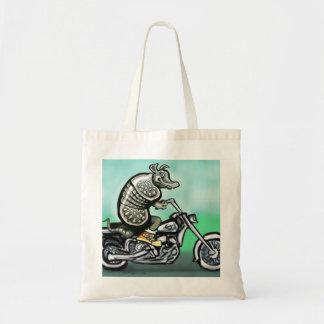 Biker Club Dillo Tote Bag