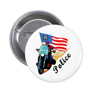 Biker Cops Pins