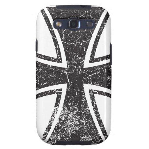 Biker Cross Samsung Galaxy SIII Case