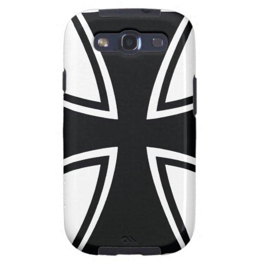 Biker Cross Samsung Galaxy S3 Cases