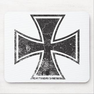 Biker Cross Mouse Pad