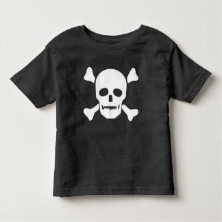 Biker Death Skull Toddler T-shirt