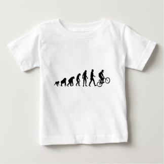 Biker Evolution Playera De Bebé