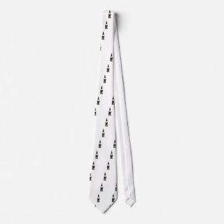 Biker Gnome Neck Tie