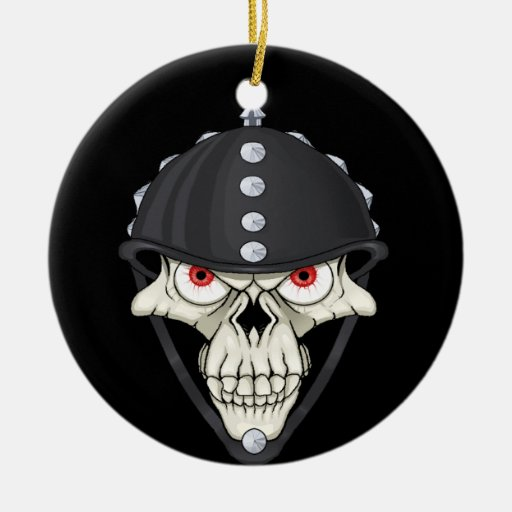 Motorcycle Christmas Tree Ornaments