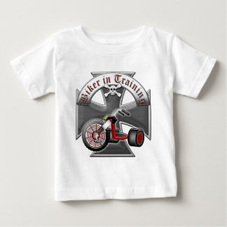 Biker in Training Baby T-Shirt
