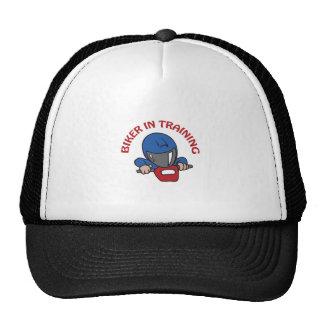 BIKER IN TRAINING TRUCKER HAT