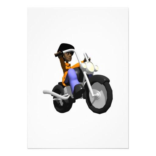 Biker Custom Announcement