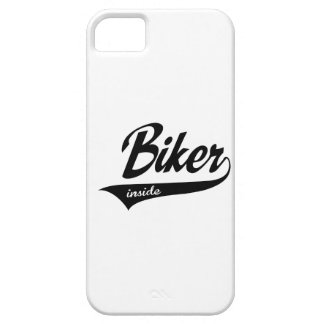 biker iPhone 5 funda