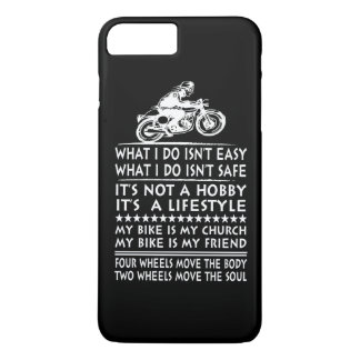 Biker iPhone 7 Plus Case