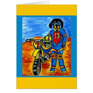 Biker Joanne Card