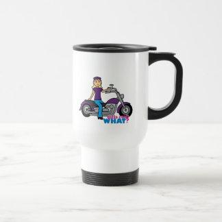 Biker - Light Travel Mug