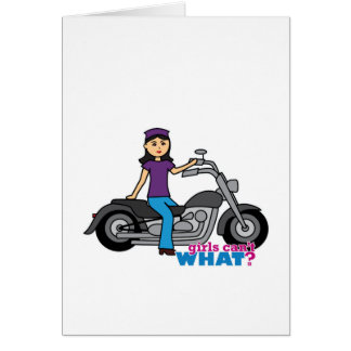 Biker - Medium Card
