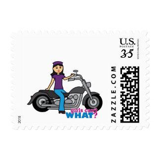 Biker - Medium Postage
