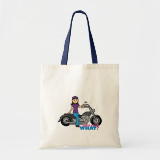 Biker - Medium Tote Bag