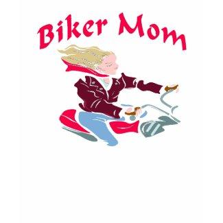 Biker Mom shirt