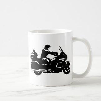 biker motorcycle moto goldwing coffee mug