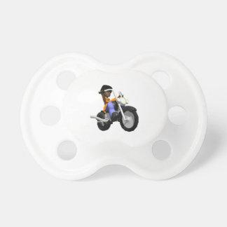 Biker Baby Pacifiers