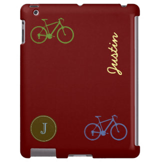 biker personalized cycling idea
