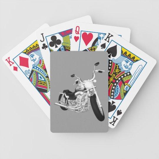 BIKER PLAYING CARDS