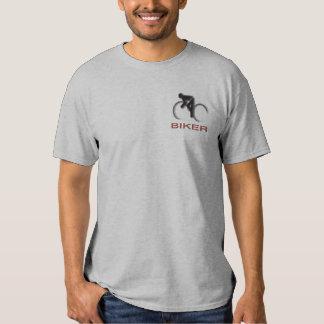 Biker pocket t shirt
