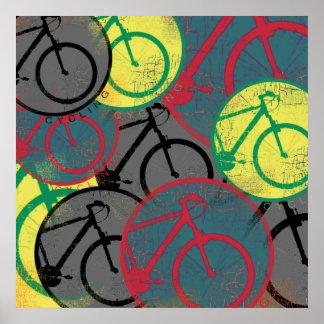 biker+room decorating posters