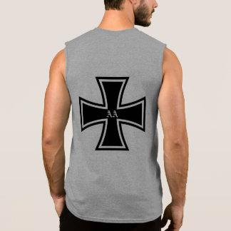 Biker Style AA Sleeveless Shirts