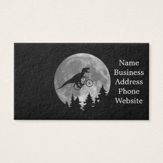 Funny T Rex Business Cards Templates Zazzle