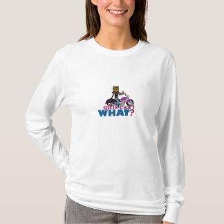 Biker Woman T-Shirt