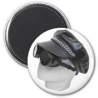 BikerAttire073109 2 Inch Round Magnet