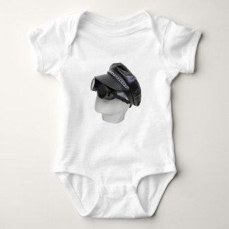 BikerAttire073109 Infant Creeper