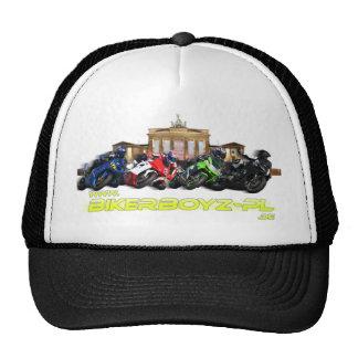 """bikerboyz pl Cap """"edition 2010 - Large logo """" Hat"""