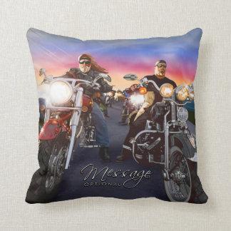 Bikers 1 Pillow