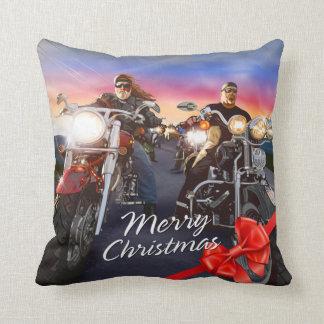 Bikers 1 Pillows Options