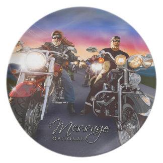 Bikers 1 Plate