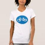 bikers bicycle tshirt
