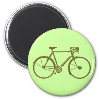Bikers freezer refrigerator magnet