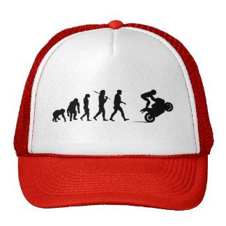 Bikers Motorcycle Racing Motorhead Motorbike Trucker Hat