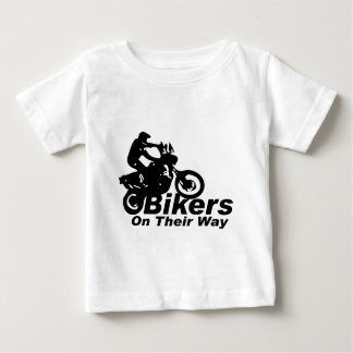 Bikers OnTheir Way Tees