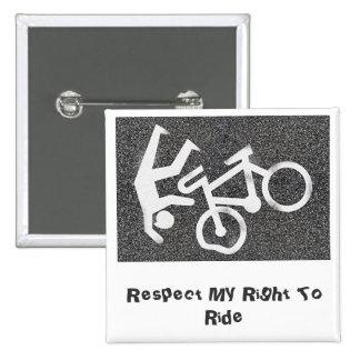 Biker's Pin