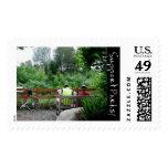 Bikers Stamp