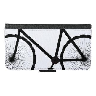 Bikes are fun samsung galaxy s6 wallet case