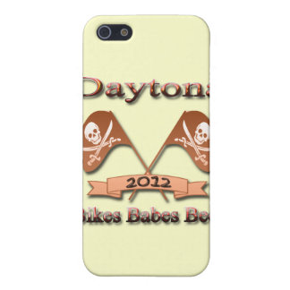 Bikes Babes Beer 2012 Daytona red Cover For iPhone SE/5/5s