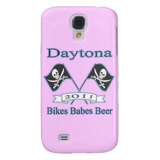 Bikes Babes Beer blu Samsung S4 Case
