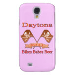 Bikes Babes Beer or Galaxy S4 Covers