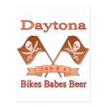 Bikes Babes Beer or Postcard