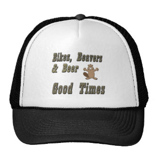 Bikes Beavers And Beer Hats