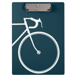 Bikes cycle clipboard